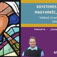 2018.02.06. – Imaheti alkalom – Albert István Zsolt – 1Kor 3, 9-17