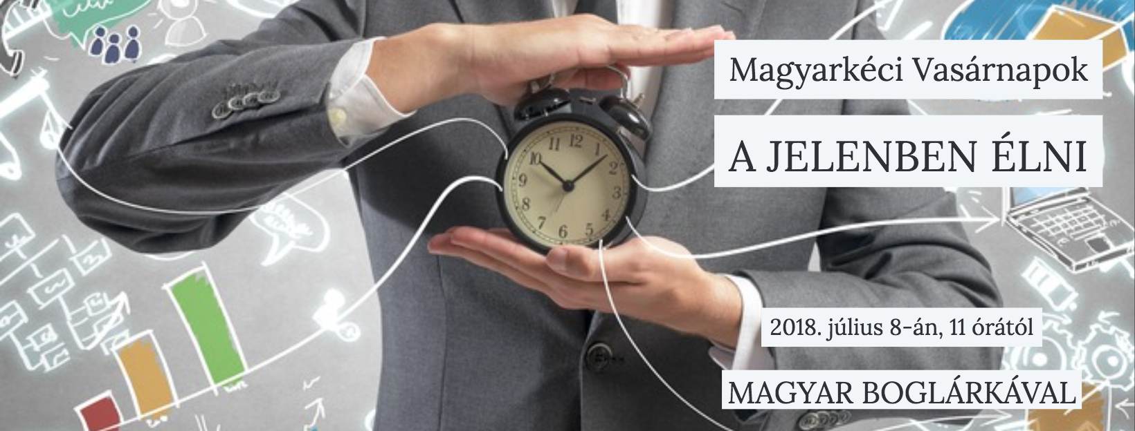 2018. 07. 08 – Istentisztelet – Magyar Boglárka – A jelenben élni – Zsolt 90, 12
