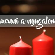 2018.11.28. – Bűnbánati alkalom – Mike Pál – Bemenni a nyugalomba