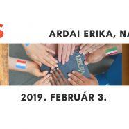 2019. 02. 03. – Egyetemes Imahét – Ardai Erika – Nagyszalonta