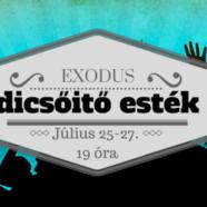 2016.06.25. – Hétfő esti áhitat – Mike Pál