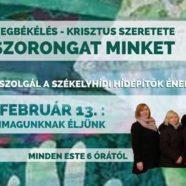 2017. 02. 13. – Imaheti alkalom – Bozsóky Jonathán – 2Kor 5, 14-20 – Többé ne önmagunknak éljünk!