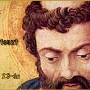 2014.11.23. – Délelőtti alkalom – Mike Pál – Lk.14:7-11