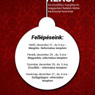 2015.12.25 – Karácsonyi Koncert 2015 – Magyarkéc
