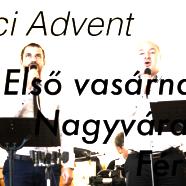 Advent 1. vasárnapja – VIDEÓ