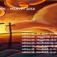 2016. 03. 23 – Bűnbánati alkalom – Mike Pál – Mt 24, 42