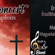 2018. 04. 02. – DicsÉr Band – Hús-vér Templom – Húsvéti koncert