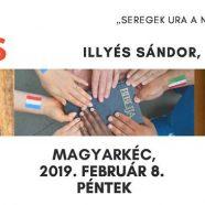 2019. 02. 08. – Egyetemes Imahét – Illyés Sándor – Szatmárnémeti