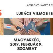 2019. 02. 09. – Egyetemes Imahét – Lukács Vilmos István – Marosugra