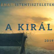 2019.12.19 – Bűnbánati Istentisztelet – Oláh Krisztián