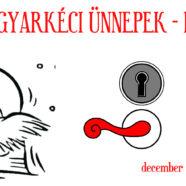 2019.12.25. – Karácsony 1. napja