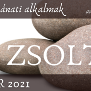 2021.08.19. – Bűnbánati alkalom – Mike Pál – Zsolt 81